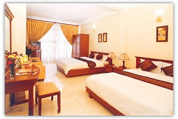 Linh Hotel - Superior Twin Room