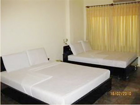 Crystal Hotel Saigon - Twin Double room
