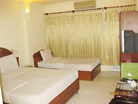 Crystal Hotel Saigon - Double room
